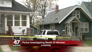 Police investigate a woman's death, neighbors respond