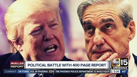 Report on Russian interference expected to come out Thursday