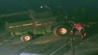 Chopper 4 at the scene of a deadly crash in Jefferson County (Full video)