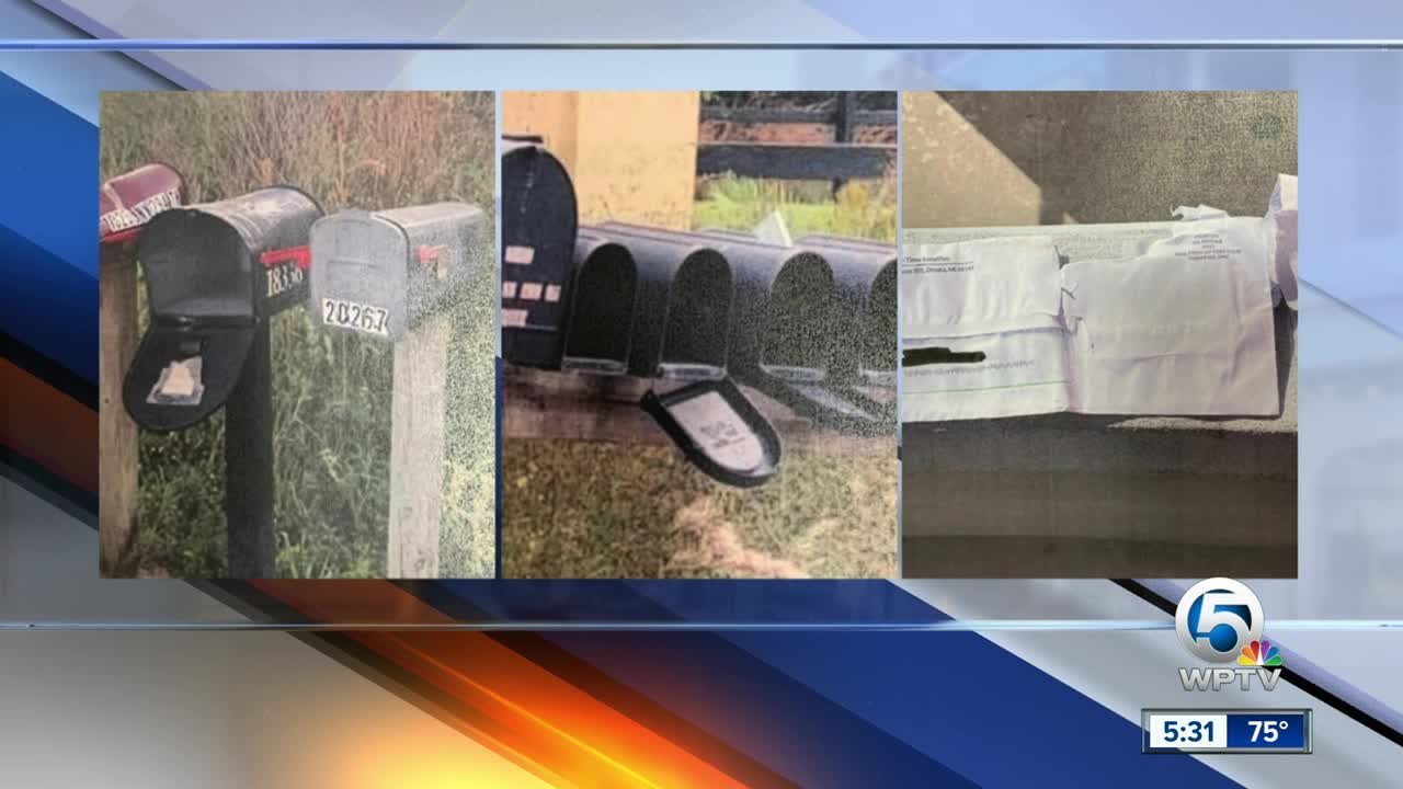 Okeechobee County Sheriff's Office investigating mail tampering cases