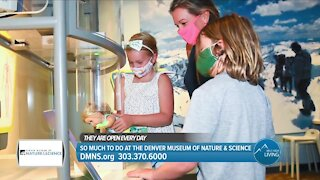 More To Explore In 2021! // Denver Museum of Nature & Science