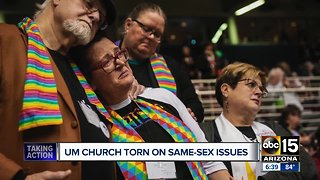 Valley United Methodist churches grappling with reaffirmation of anti-LGBTQ stance