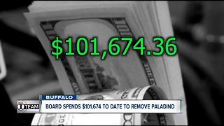 Buffalo school board spent more than $100,000 in legal fees - Video