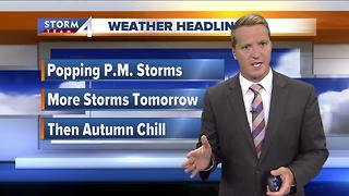 Wednesday Facebook Forecast - Video
