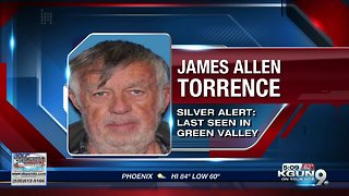 Silver Alert issued for man last in Green Valley
