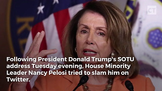 "James Woods Slams Pelosi, Kennedy as ""Political Roadkill"" - Video"