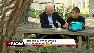 Pinellas Lunch Pals program is changing lives - Video