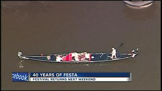 Set sail for Festa Italiana's 40th year