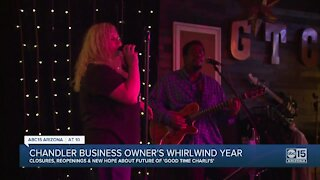 Chandler business owner has whirlwind year