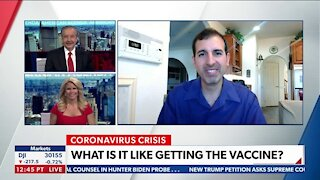 What is it like Getting the Vaccine?