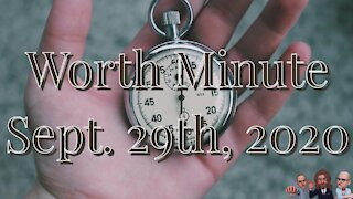Worthy Minute - September 29th 2020