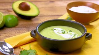 Colombian Cream of Avocado Soup - Video