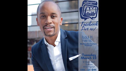 Isoul Harris discusses the Black Book Brunch on AM Wake-Up Call