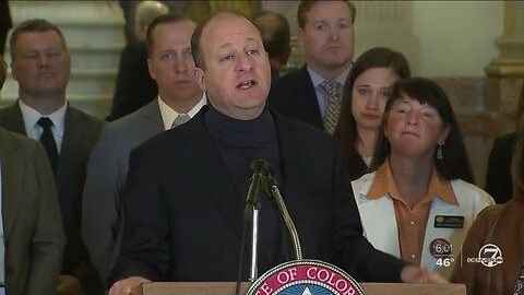 Gov. Polis unveils his updated roadmap to saving people money on health care