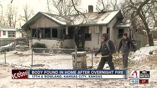 Man dies in fire trying to save roommate - Video
