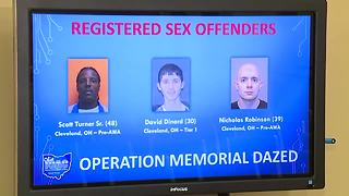 Internet Crimes Against Children announces indictments from undercover operation - Video