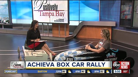 Positively Tampa Bay: Achieva Box Car Rally