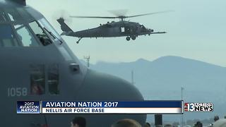 Aviation Nation 2017 wraps up - Video