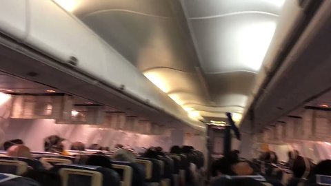 'Panic' on Jet Airways Flight After Loss of Cabin Pressure
