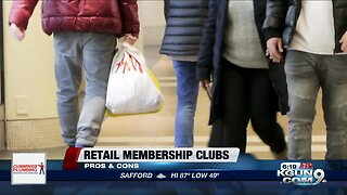 Pros and cons of retail membership