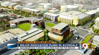 Major innovation plans in Avondale - Video