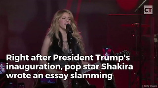 Months After Slamming Trump, Pop Star Facing Legal Trouble - Video