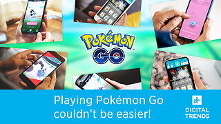 Playing Pokémon Go from home is easier than ever before