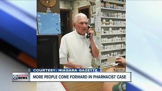 More possible victims come forward in case against Falls pharmacist - Video