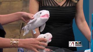 Shark Week themed baby gear - Video