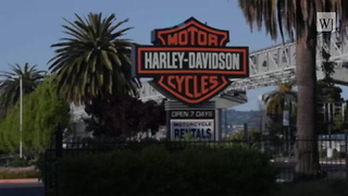 European Tariffs Force Harley Davidson To Shift Some Production Overseas - Video