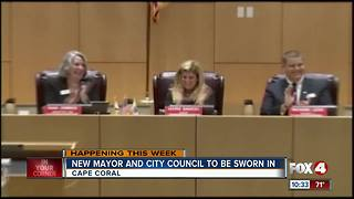 New Mayor and City Council to Be Sworn In - Video