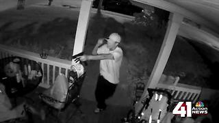 WATCH: KCPD looking for armed robbery suspects