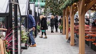 Winter markets in Detroit has something for everyone - Video
