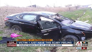 Grain Valley couple search for hit-and-run driver