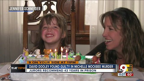 Mockbee family relieved at second guilty verdict for wife, mother's murder
