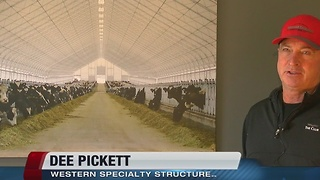 Dee Pickett opens Western Specialty Structures a building fabricator in Star, Idaho - Video