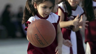 Saudi Arabia Allows P.E. Classes for Girls - Video