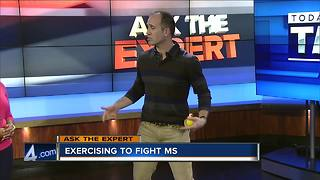 Using exercise as medicine - Video