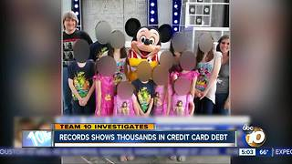 Perris couple in credit card debt - Video