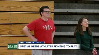 New York State stops some athletes with special needs from playing sports