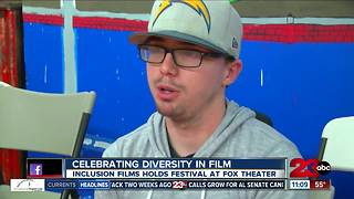 Celebrating diversity in film - Video