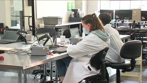 NKY lab aims to test thousands of COVID-19 samples a day