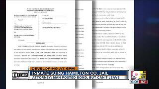 Inmate suing Hamilton County Jail - Video