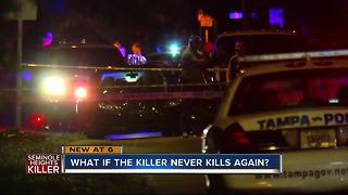 Why killers stop killing - Video