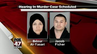 Hearing in murder case scheduled