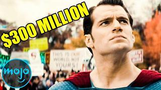 Top 10 Most Expensive Superhero Movies - Video