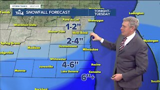 Winter Storm Warning issued for parts of viewing area