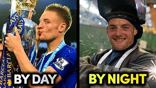 Footballers Who Lived Double Lives XI - Video