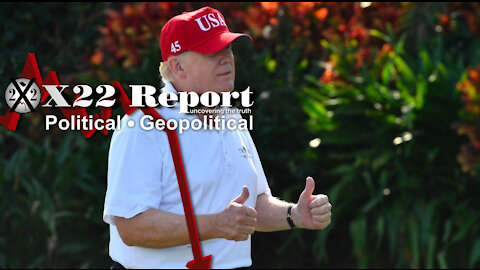 """Ep. 2390b - The World Is Watching, """"We Haven't Finished Yet"""": Trump, Think Mirror"""