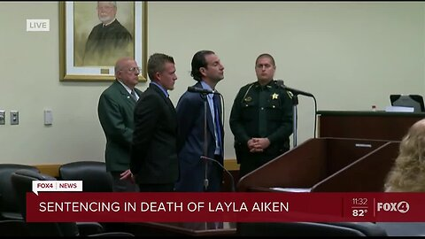 Sentencing of Logan Hetherington
